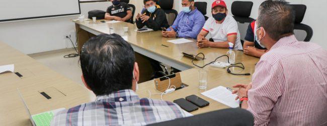 Alcaldía explicó el apoyo al barrismo social