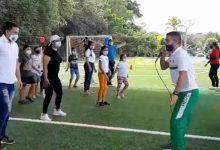 Recreación para niños y jóvenes en Campoalegre