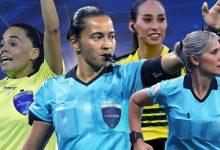 Cuarteto femenil dirigió en la Libertadores masculina