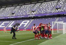 Atlético de Madrid, campeón de España