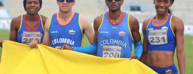 Balance de Colombia del suramericano de atletismo