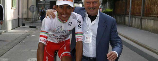 Mentor de Bernal ve su victoria casi segura en el Giro