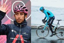 Giro: día duro de Bernal pero sigue líder, Tejada fue 78