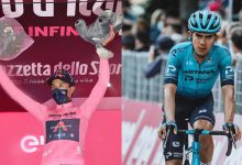Giro: Contundente triunfo de Bernal, Tejada fue 45