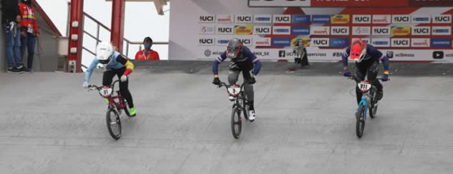 Cumplidas prácticas de la Copa Mundo de BMX