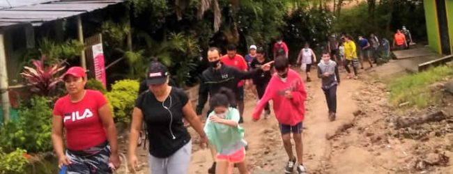 Cumplida caminata 5K en Rivera