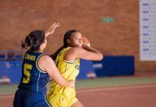 Selección femenina de basquet debuta en la Americup