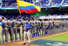 Colombia y sus efectivos para el preolímpico de beisbol