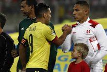 Juego Colombia – Perú cambia de horario