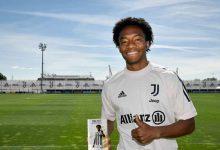 Cuadrado, el mejor de la Juventus en mayo