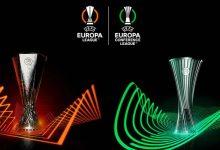 UEFA presentó el trofeo de su nueva competencia
