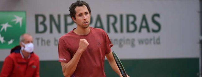 Daniel Galán al cuadro principal en Roland Garros