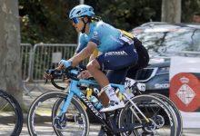 Tejada listo para el reto del Giro