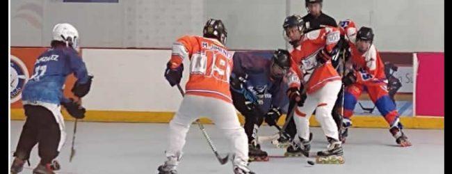 Vuelve la actividad de hockey línea en Colombia