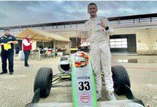 Buen comienzo de Lucas Medina en el Nacam FIA F4