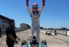 Sigue sumando Medina en la Nacam FIA F4