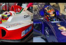 Colombianos listos para la Fórmula 4 Italiana