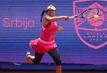 Osorio, también eliminada del Roland Garros
