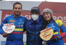Nueva victoria de Pajón en Bogotá