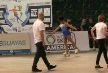 Comenzó el panamericano de patinaje artístico