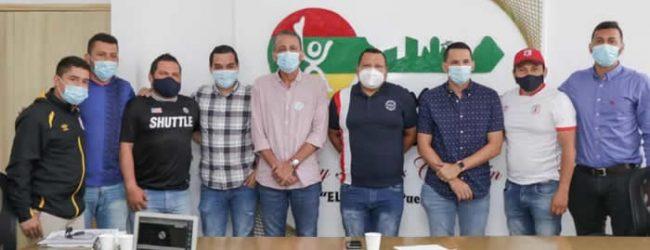 Alcaldía apoya a barristas en busca de mejores oportunidades