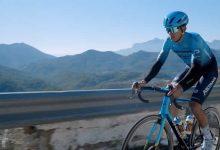 Harold Tejada y compañía para el Giro d'Italia