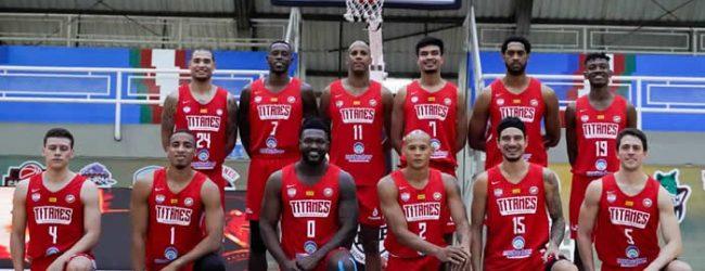 Titanes finalista del basquet nacional