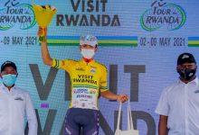 Santiago Umba, nuevo líder en Ruanda