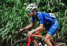Gómez de 17 en cuarta etapa en Guatemala