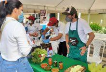 Mercado campesino en Neiva fue un éxito