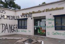 Rechazo de la CAM a actos de vandalismo en su sede