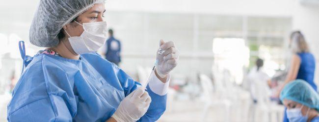 COVID 19: Neiva ha aplicado más de 100.000 vacunas