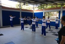 Se estimula la práctica deportiva en colegios de Neiva