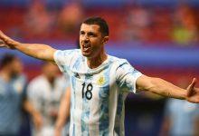 Argentina y Chile lideran el grupo A en Copa América