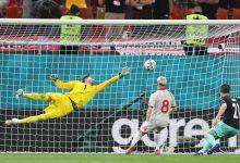 Victorias de históricos en la Euro 2020