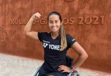 Bernal eliminada en Roland Garros
