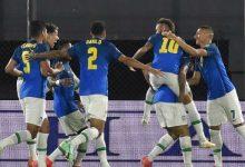 Brasil cabalga firme en la eliminatoria