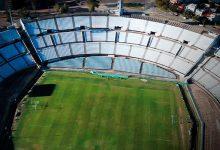 Inspección al estadio de Montevideo para finales suramericanas