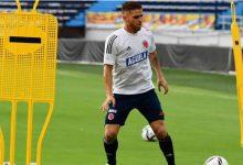 Selección Colombia entrenó en el Metropolitano