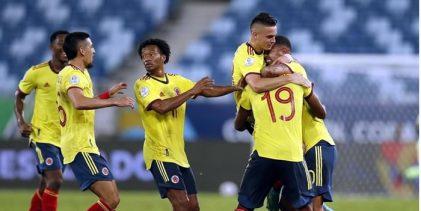 Colombia venció en su debut en la Copa América