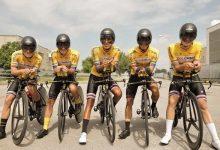 Gómez el mejor en el Giro d'Italia sub – 23