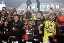 Colón nuevo campeón del fútbol argentino