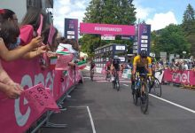 Merchán tercero en etapa del Giro sub – 23