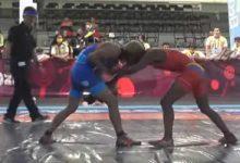 Opita quinto en panamericano de lucha