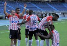 Ventaja de Junior en las semifinales del fútbol colombiano