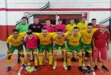 Equipo de microfútbol de competencia en Antioquia