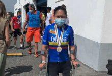 Munévar repite podio en Portugal