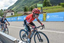 Quintana puesto 12 en la Dauphiné
