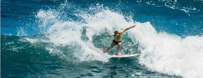 Histórica participación del surf colombiano