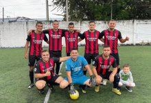 Fiesta del fútbol 9 amateur en Neiva